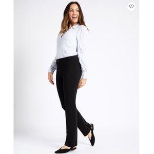 NEW Betabrand Straight-Leg Classic Dress Yoga Pant